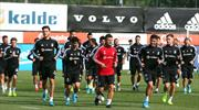 Beşiktaş'ta Braga maçı hazırlıkları