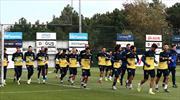 Fenerbahçe'de Kasımpaşa hazırlıkları