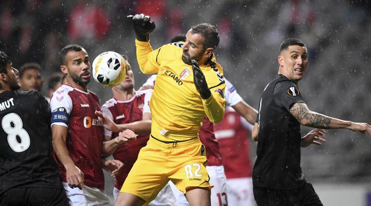 Braga - Beşiktaş: 3-1 (ÖZET)