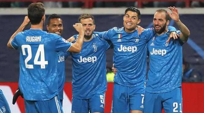 Juve'ye tur bileti Douglas Costa'nın müthiş golüyle geldi (ÖZET)