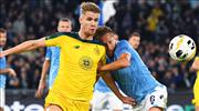 Lazio son nefeste yıkıldı (ÖZET)