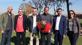 TSYD'den başkent kulüplerine ziyaret