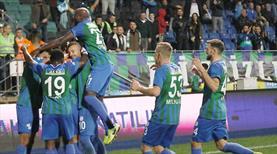 Çaykur Rizespor - Antalyaspor: 1-0 (ÖZET)