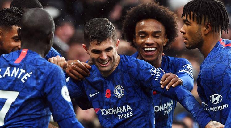Chelsea ikinci yarı açıldı