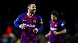 Messi attı, Barcelona zirveyi kaptırmadı