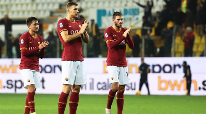 Roma'nın serisini Parma bitirdi (ÖZET)