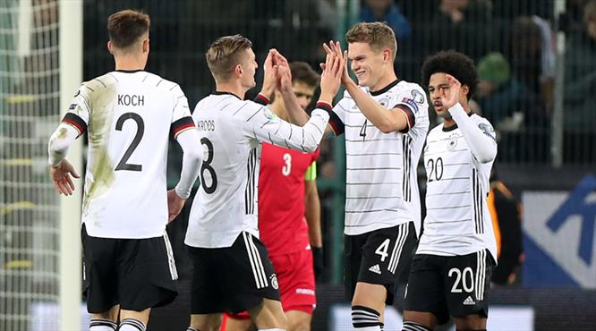 Almanya şovla EURO 2020'de