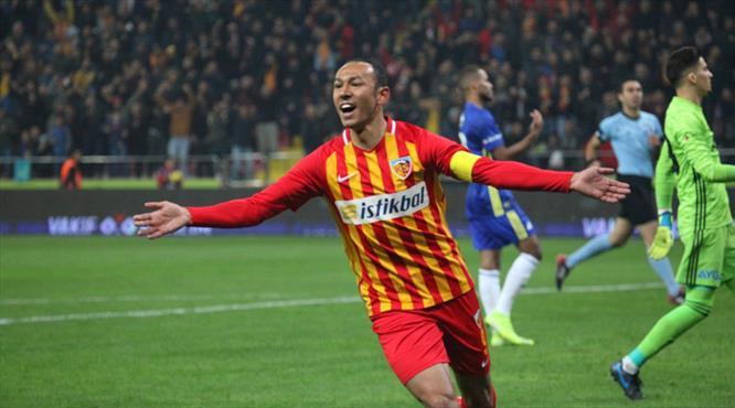 İşte İM Kayserispor'un ilk 11 haftada attığı goller