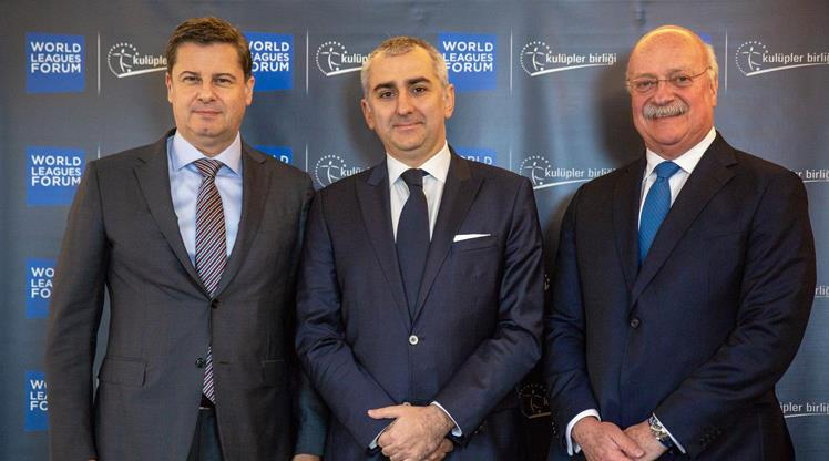 Kulüpler Birliği Vakfı, Dünya Ligler Forumu'nun üyesi oldu