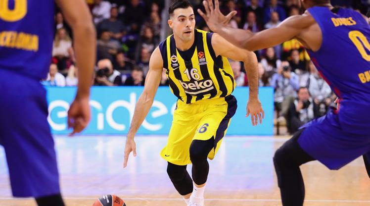 Fenerbahçe Beko İspanya'da dağıldı