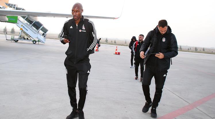 Beşiktaş Konya'da