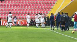 İM Kayserispor-DG Sivasspor:1-4 (ÖZET)