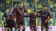 MKE Ankaragücü - Trabzonspor:0-3 (ÖZET)