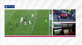 Penaltı kararı VAR'a takıldı