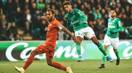 St. Etienne ve Montpellier puanları paylaştı (ÖZET)