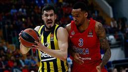 Fenerbahçe Beko'da şok sakatlık