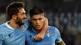 Lazio kazandı, gözünü son haftaya çevirdi (ÖZET)