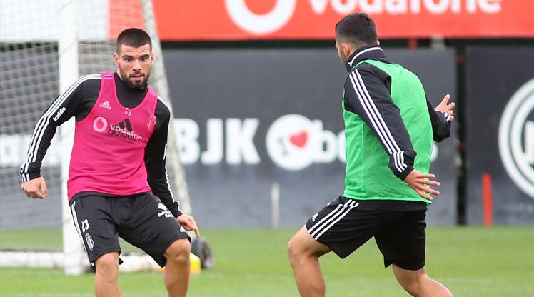 Beşiktaş, Kayserispor'a hazırlanıyor