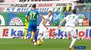 Çaykur Rizespor maça golle başladı