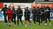 Beşiktaş maça hazır