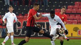 Eskişehirspor-Cesar Grup Ümraniyespor: 3-1 (ÖZET)