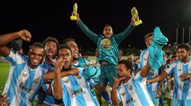 Hienghène Sport'tan tarihi başarı