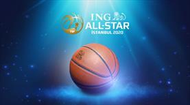 ING All-Star 2020'nin biletleri satışta