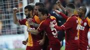 Galatasaray - A. Alanyaspor: 1-0 (ÖZET)