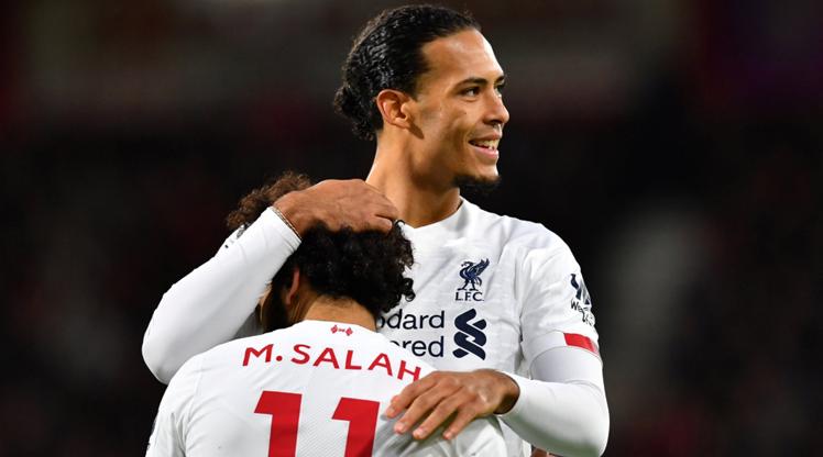 Liverpool tutulmuyor