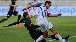 Altınordu - Adanaspor: 1-0 (ÖZET)