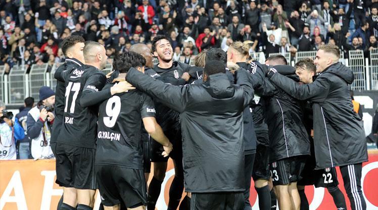 İşte Kasımpaşa - Beşiktaş maçının özeti