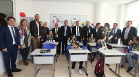 Fenerbahçe'den anlamlı ziyaret