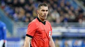 PSG - Galatasaray maçının hakemi belli oldu