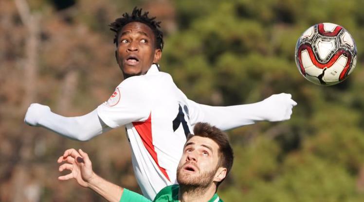 Gaziantepli Diarra'ya 2 maç ceza
