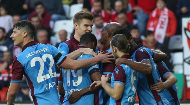 İşte Antalyaspor-Trabzonspor maçının öyküsü