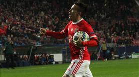 Benfica Zenit'i 3'ledi, Avrupa'ya 'devam' dedi (ÖZET)