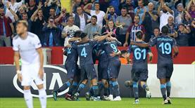 İşte Trabzonspor'un Basel kadrosu