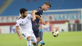 Trabzonspor'un Avrupa'daki 135. maçı