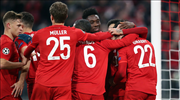 Bayern'den 6'da 6 (ÖZET)