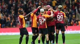 Galatasaray'ın konuğu Ankaragücü