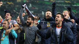 TFF'den Medipol Başakşehir'i kutlama