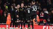 City, Londra'da gol oldu yağdı