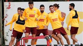 Galatasaray, Tuzlaspor maçı hazırlıklarına başladı