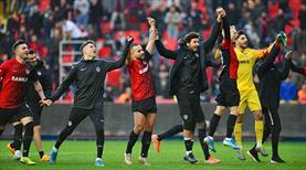 Gaziantep FK şanssızlığını kırdı