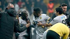 Y. Malatyaspor, İstanbul'daki galibiyet hasretini sonlandırdı