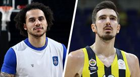 Larkin ve De Colo, ING All-Star 2020'de