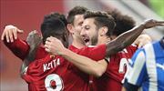 Liverpool son nefeste finalde (ÖZET)