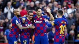 Barcelona güle oynaya