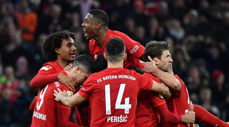 Bayern Münih'e 4 dakika yetti