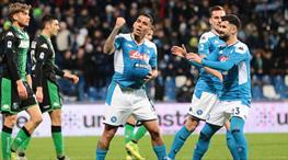 Napoli 90+4'te kazandı (ÖZET)